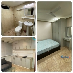 1 room apartment for rent.