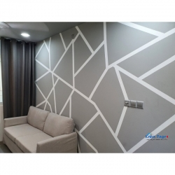 Newly renovated, fully furnished and spacious one bedroom apartment for Rent