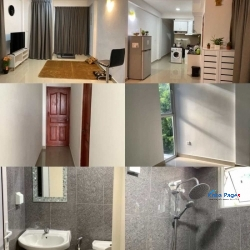 1 Room (attached toilet) from 2 Room Apartment.6,500/-