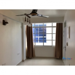 2 Room semi- furnished Apartment for Rent MVR 16,500.00